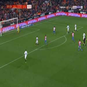 Valencia 3-0 Sporting Gijon [4-2 on agg.] - Ferran Torres 90'