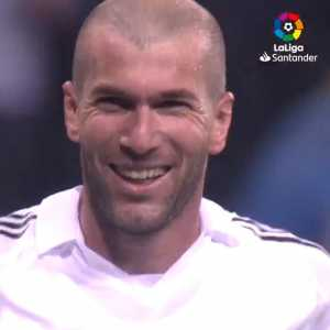13 years ago, Zinedine Zidane scored his first and only hat-trick in La Liga for Real Madrid