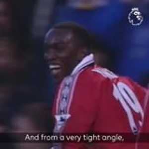 3️⃣ for Dwight Yorke and 6️⃣ for Manchester United in a goal-crazy clash at Leicester OnThisDay in 1999