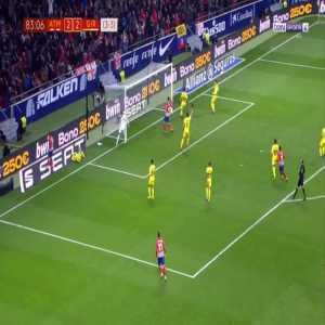Atlético Madrid [3]-2 Girona [4-3 on agg.] - Antoine Griezmann 84'