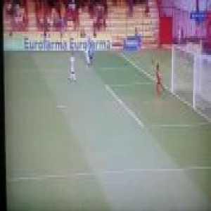 Ridiculous goal from Rondinelli da Silva (Copinha: Gremio vs. Audax)