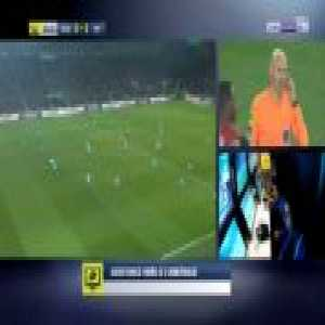 Saint-Etienne [1]-1 Marseille - Wahbi Khazri penalty