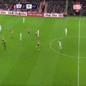 Southampton 2:[2] Derby County - Martyn Waghorn 82'