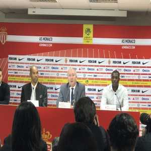 """Vadim Vasilyev (Monaco president): """"We have an agreement with Batshuayi and with Valencia but for the moment it's blocked on the Chelsea side. They would rather have a transfer. Everything can go very fast in football but for now it's blocked."""""""