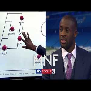 Yaya Toure breaks down Pep Guardiola's tactics and reveals why he joined Man City | MNF