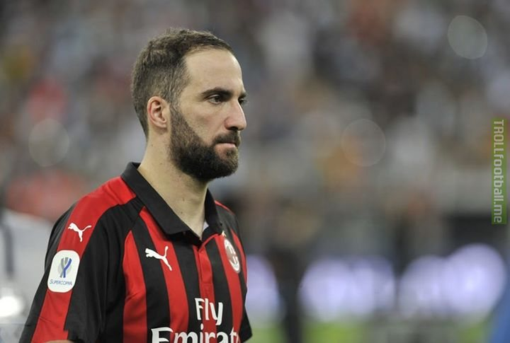 ⭕⭕Chelsea reach agreement with Juventus on Higuain loan deal (Sky Italia)