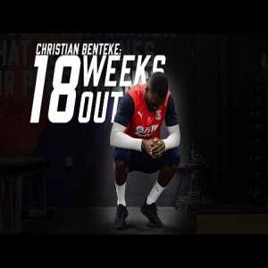 Christian Benteke: 18 Weeks Out - a Palace TV documentary following Benteke on his rehabilitation from a long injury