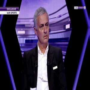 "Mourinho: ""I think I'm very bad with choices."" explains why he takes on the difficult jobs in management"