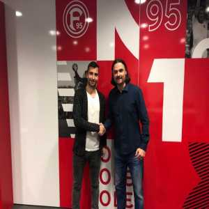 [Official] Fortuna Düsseldorf sign Markus Suttner on loan from Brighton till the end of the season