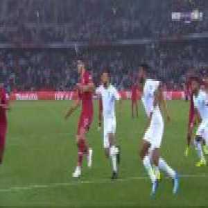 Saudi Arabia 0-2 Qatar - Ali Almoez 80'