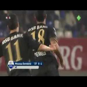 Short video of Moussa Dembélé his greatest goal