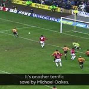 Wolves have always enjoyed beating the PL powerhouses  OnThisDay in 2004, defending champions Man Utd fell at Molineux