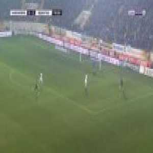 Akhisarspor [1]-3 Besiktas - Sokol Cikalleshi 80'
