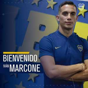 Boca Juniors sign Ivan Marcone from Cruz Azul