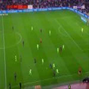 Dembele's skill against Levante