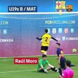 FC Barcelona's academy teams look scarily good 🔥