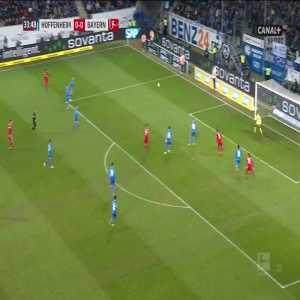 Hoffenheim 0:[1] Bayern München - Leon Goretzka 34'