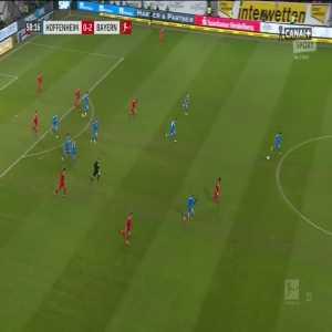 Hoffenheim [1]:2 Bayern München - Nico Schulz 59'