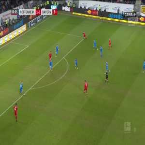 Hoffenheim 1:[3] Bayern München - Robert Lewandowski 87'