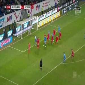 Hoffenheim 1 vs 3 Bayern München - Full Highlights & Goals