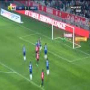 Lille [2]-1 Amiens - Xeka 85'