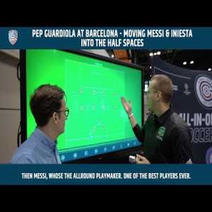 Messi and Iniesta under Guardiola | Tactical Analysis