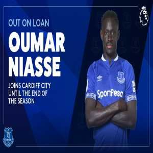 Oumar Niasse has joined Cardiff City on loan.