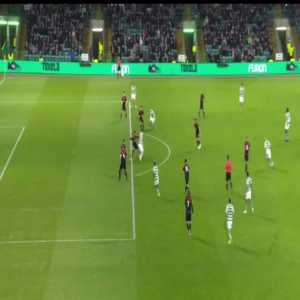 Absolutely shocking offside decision in the Celtic match