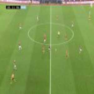 Aston Villa 0-2 Hull - Evandro 37'