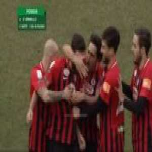 Carpi 0-1 Foggia - Pietro Iemmello 12'