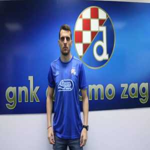 Dinamo Zagreb Twitter announce signing of Komnen Andric - first Serb to play for the club since Croatian independence