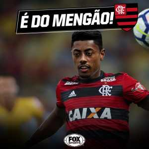 Flamengo to sign Santos-winger Bruno Henrique for R$ 23 million