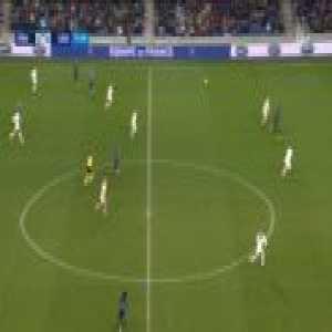 France W 3-0 USA W - Marie-Antoinette Katoto 78'