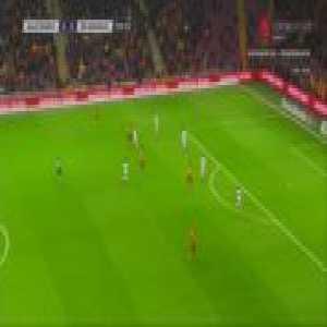 Galatasaray 1-0 Ankaragucu - Sinan Gumus 1'
