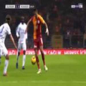 Galatasaray 3-0 Ankaragucu - Sinan Gumus 26'