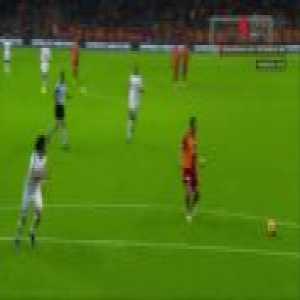 Galatasaray 4-0 Ankaragucu - Henry Onyekuru 59'