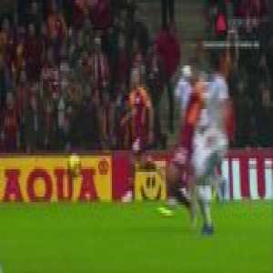 Galatasaray 5-0 Ankaragucu - Henry Onyekuru 63'