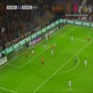 Galatasaray 6-0 Ankaragucu - Badou Ndiaye 86'
