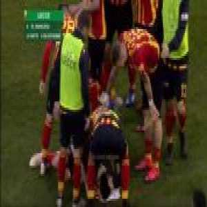 Lecce 1-0 Benevento - Matteo Mancosu 63'