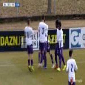 Milan Primavera 0-1 Fiorentina Primavera - Dusan Vlahovic 17'