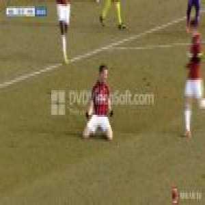 Milan Primavera 1-1 Fiorentina Primavera - Alessandro Sala 31'