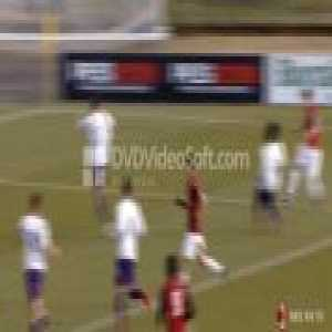Milan Primavera penalty shout vs Fiorentina Primavera