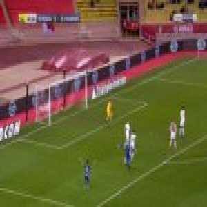 Monaco 1-[4] Strasbourg - Ludovic Ajorque 68'