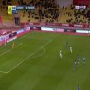 Monaco 1-[5] Strasbourg - Youssouf Fofana 90'+4'