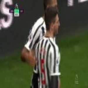 Newcastle United [2]-0 Cardiff City - Fabian Schär 63'