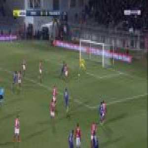 Nimes 0-1 Toulouse - Yaya Sanogo 41'