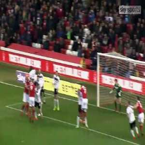 Nottingham 0 vs 1 Bristol City - Full Highlights & Goals