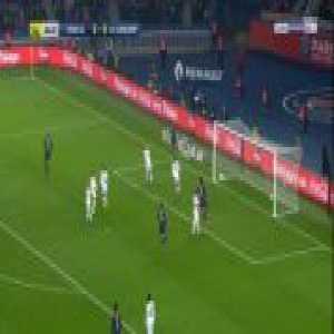 PSG 2-0 Guingamp - Kylian Mbappe 37'