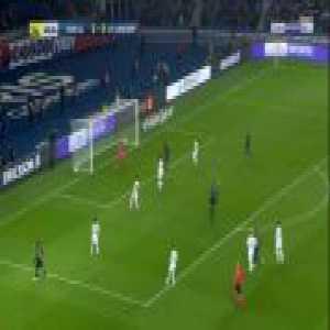 PSG 4-0 Guingamp - Edinson Cavani 59'