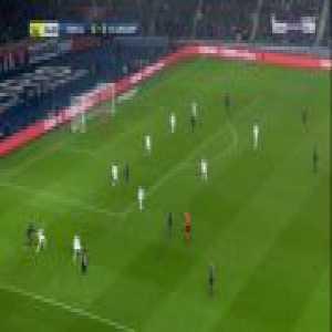 PSG 7-0 Guingamp - Edinson Cavani 75'